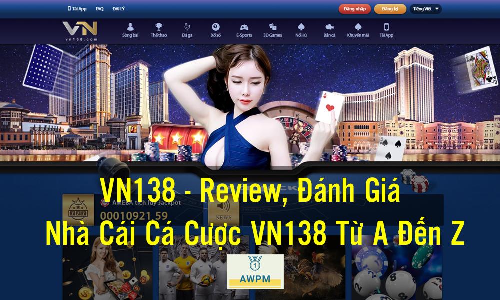 Link đăng nhập vào nhà cái VN138 mới nhất