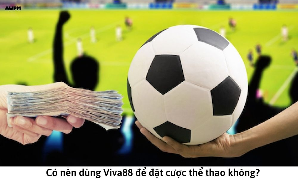 Có nên dùng Viva88 để đặt cược thể thao không?